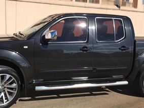 Nissan Frontier 2.5 Platinum Cab. Dupla 4x4 Aut. 4p 2014