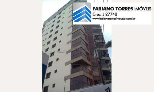 Apartamento Para Venda Em São Bernardo Do Campo, Jardim Do Mar, 5 Dormitórios, 2 Suítes, 3 Banheiros, 3 Vagas - 1134_2-439512