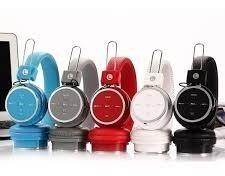 Fone De Ouvido Bluetooth Stereo (sd, Fm, Bluetooth ,p2)
