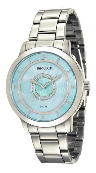 Relógio Seculus Feminino 20542losvns3