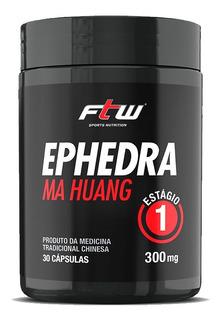 Ephedra - Efedrina Termogenico - Ftw