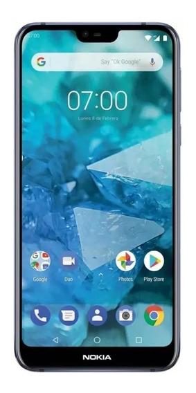 Nokia 7.1 4 Gb Ram 64 Gb 4gb Ram Nuevo Libre Gtia Ahora 12