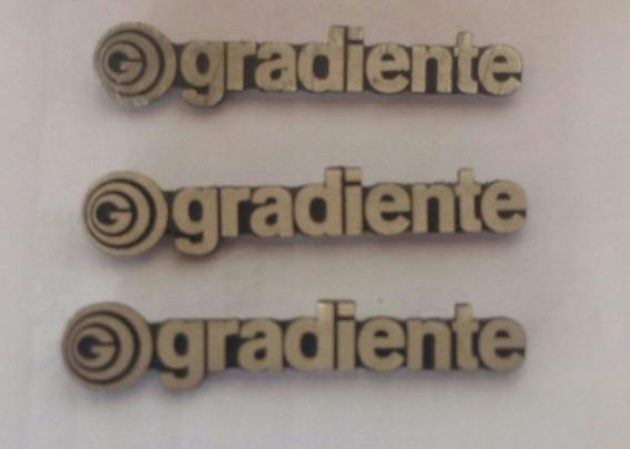Logotipo, Emblema Gradiente