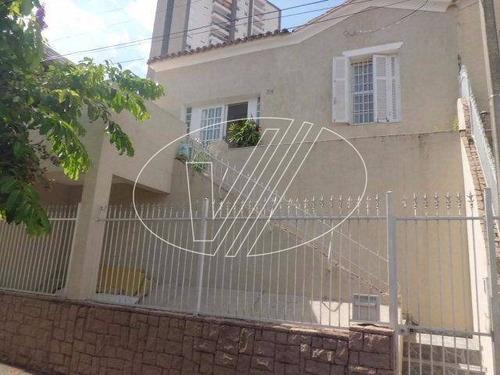 Casa À Venda Em Taquaral - Ca001073
