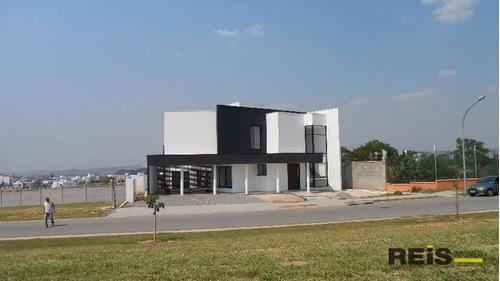 Casa Com 4 Dormitórios À Venda, 400 M² Por R$ 2.300.000,00 - Alphaville Nova Esplanada I - Votorantim/sp - Ca0424