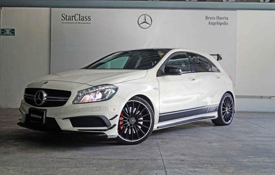 Mercedes-benz Clase A 2015 5p 45 Amg L4/2.0/t Aut