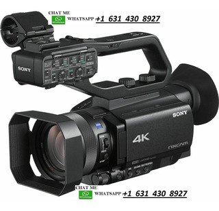 Brand New Sony Hxr-nx200 4k Camcorder