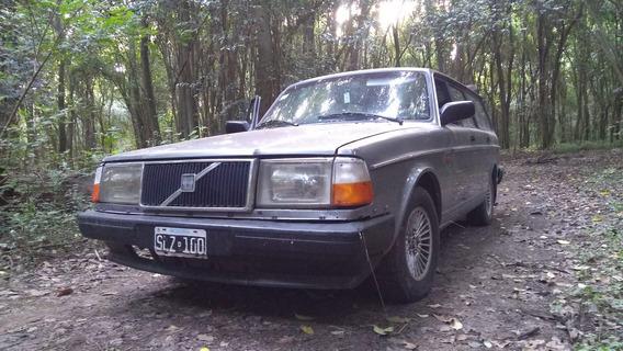 Volvo 240 Gl Rural Unica Original Full Funciona Todo