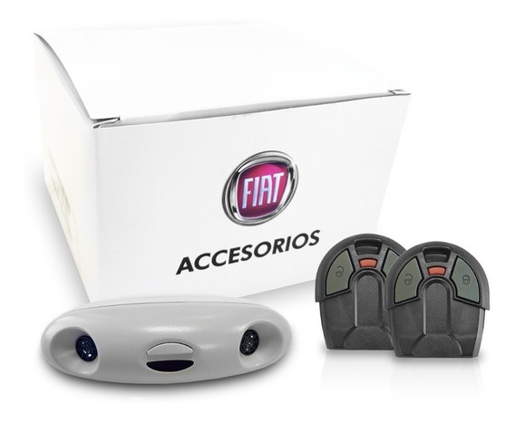 Alarma Fiat 2 Controles Para Anexar A Llave Original Af1700
