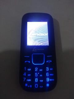 Celular Lenoxx Cx-903 Em Ótimo Estado Ideal Para Idosos