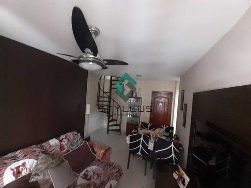 Cobertura-à Venda-cachambi-rio De Janeiro - C6180