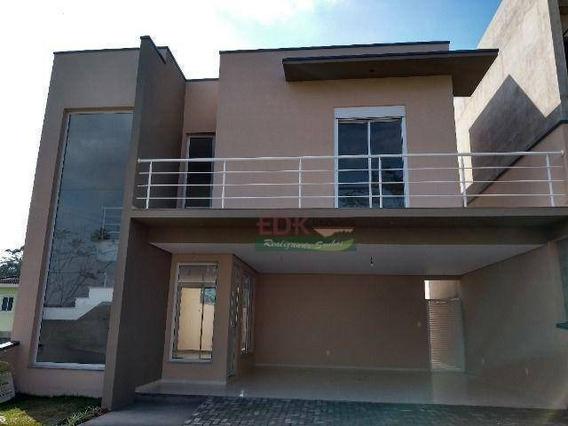 Sobrado Com 3 Dormitórios À Venda, 212 M² Por R$ 829.000 - Vila Moraes - Mogi Das Cruzes/sp - So1098