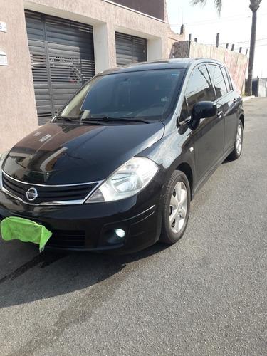 Imagem 1 de 14 de Nissan Tiida 2011 1.8 Sl Flex 5p