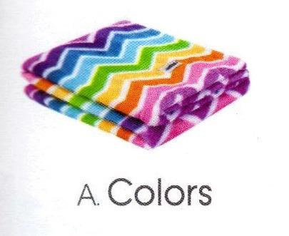 Frazada Ligera Colors
