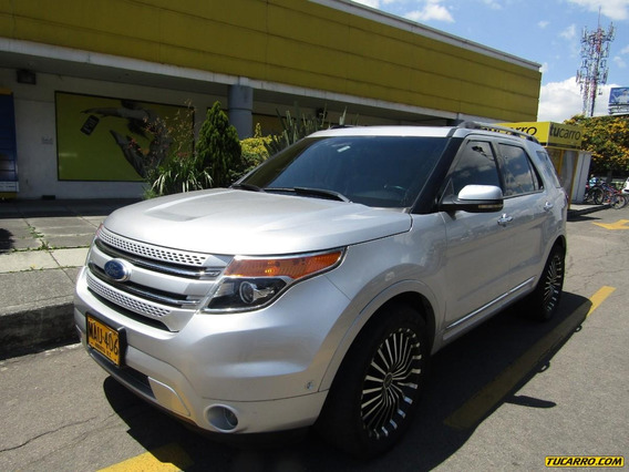 Ford Explorer Limited At 3.5 4x4