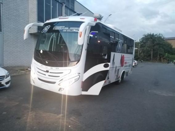 Fuso Canter 7.5 Microbus Intermunicipal/especial