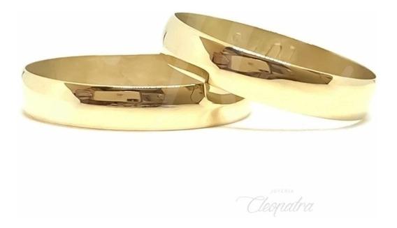 Alianzas Oro 18k 4gr Compromiso Casamiento Italiano Cuotas