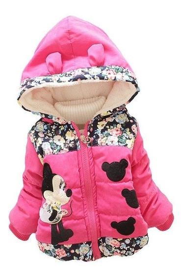 Jaqueta Feminina Infantil Casaco Blusa Frio Inverno