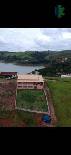 Chácara Com 3 Dormitórios À Venda, 1375 M² Por R$ 1.000.000 - Paraíso De Igaratá - Igaratá/sp - Ch0011