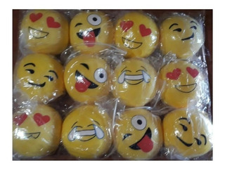 Squishy Kawaii Emoji Emoticon Corazon Carita Llavero Barato