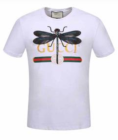 Camiseta Gucci E Supreme