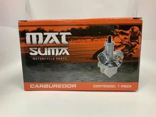 Carburador Italika Y Dinamo Cc Cg125/ft125 Cont.1pieza