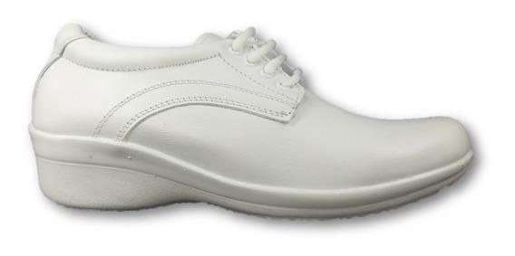 Zapatos Blanco Estudiante Enfermera Del Dr.hosue 5807 Prin
