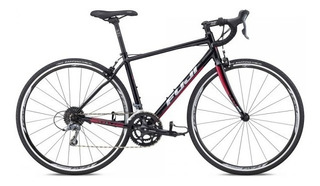 Bicicleta Ruta Fuji Finest 2.3 Aluminio Rodada 700