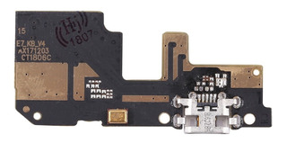 Placa Pin De Carga Micrófono Xiaomi Redmi Note 5 Plus