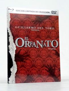 El Orfanato Combo Blu-ray & Dvd Guillermo Del Toro