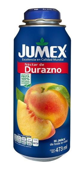 Jumex Nectar De Durazno Latabotella 473 Ml