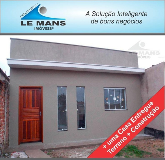 Casa Residencial À Venda, Parque Residencial Monte Rey, Piracicaba - Ca2101. - Ca2101