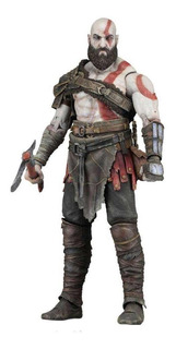God Of War Kratos Neca