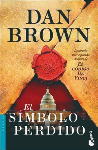 Imagen 1 de 1 de Libro El Símbolo Perdido. Edición De Bolsillo