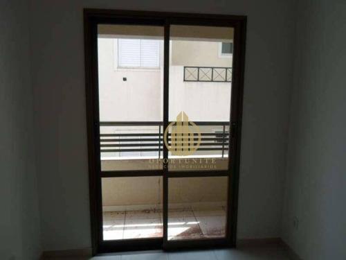 Imagem 1 de 16 de Apartamento Com 1 Dormitório À Venda, 41 M² Por R$ 235.000,00 - Jardim Botânico - Ribeirão Preto/sp - Ap0425