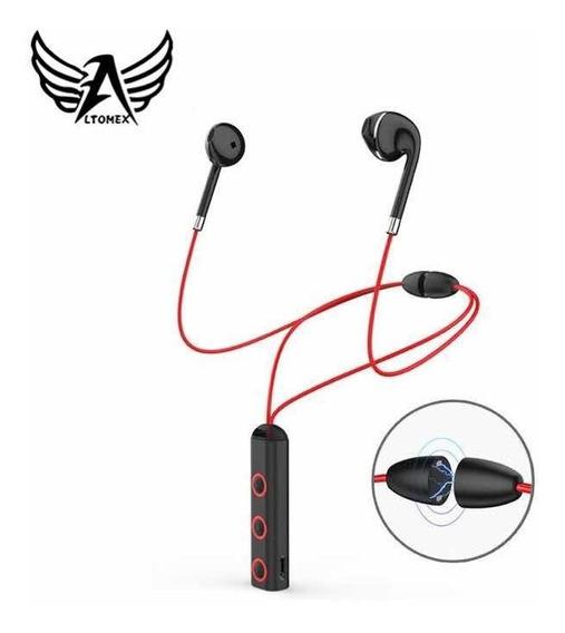 Fone De Ouvido Altomex Magnético Sem Fio Bluetooth