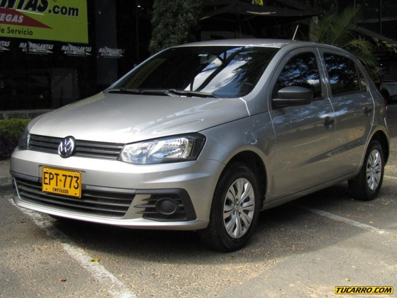 Volkswagen Gol Tredline 1600 Cc Mt