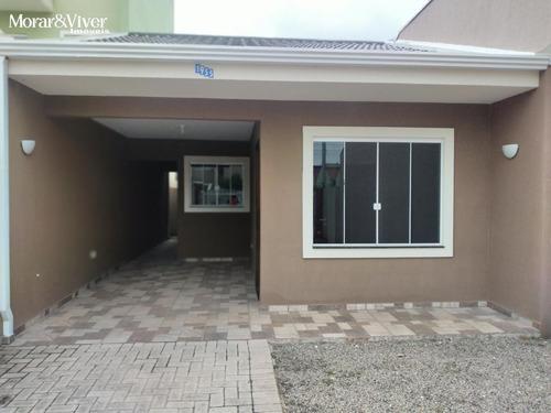 Casa Para Venda Em São José Dos Pinhais, Iná, 3 Dormitórios, 1 Suíte, 2 Banheiros, 3 Vagas - Sjp3005_1-1596519