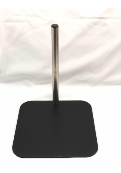 Usado 2x Pedestal De Mesa Fosco E Brilhante Microfone