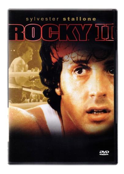 Rocky 2 Dos Sylvester Stallone Pelicula Dvd