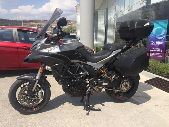 Ducati Multistrada 1200s Gran Turismo