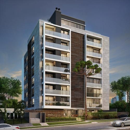 Apartamento Residencial Para Venda, Água Verde, Curitiba - Ap7013. - Ap7013-inc
