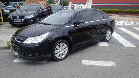 Citroën C4 Pallas 2.0 Exclusive Flex Aut. Blindado