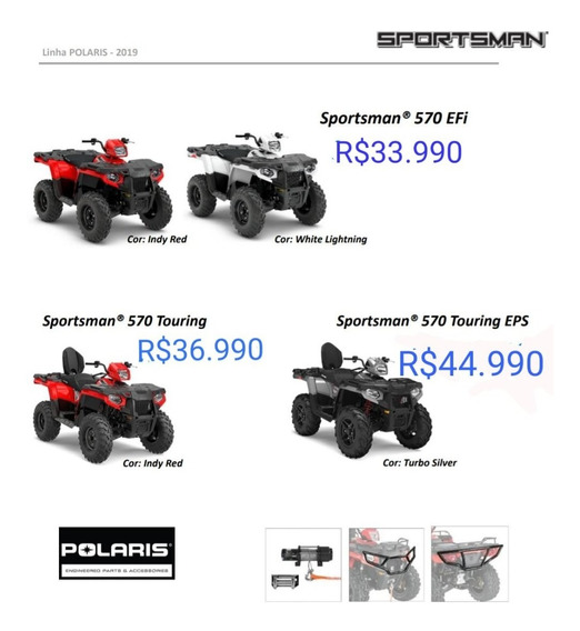 Sportsman 570 Touring