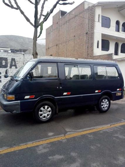 Camioneta Rural Kia Año 1997- Modelo Besta