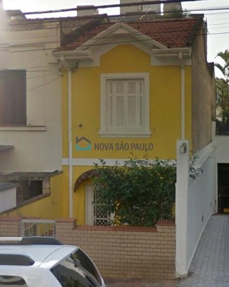 Sobrado 3 Domrs Vila Mariana Metrô Ana Rosa - Bi15659