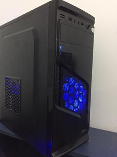 Computador Cyber Gamer, Fx-8300,radeon R7350 2gb,8gb,ssd 120