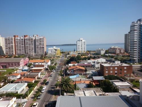 Vista Al Mar, Excelente Ubicacion ,2 Cuadras Playa Mansa-ref:3325