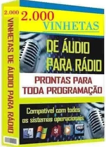 Vinhetas Para Radio 2000 Mil Vinhetas Mp3