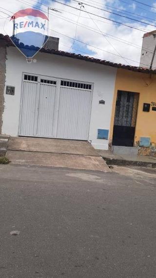 Casa Com 1 Dormitório - Venda Ou Locação - Vila Velha - Fortaleza/ce - Ca0229